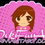 Dokifanart's Deviantart ID by DokiFanArt