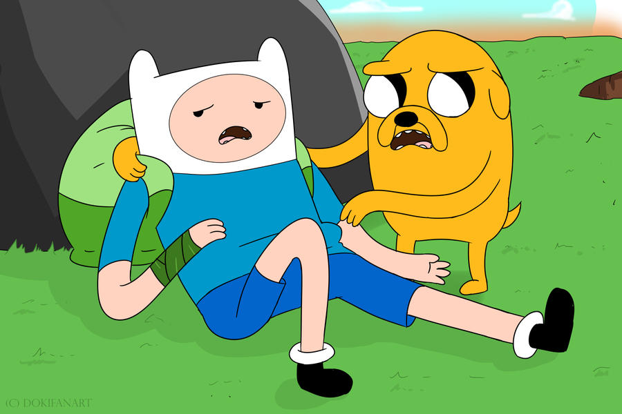 Adventure Time: Finn and Jake by DokiFanArt on DeviantArt