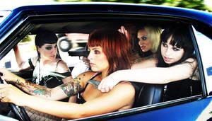 car jacking by MissLindseyLou