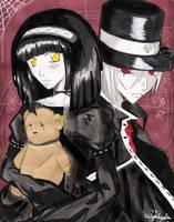 the gothic, the lolita by miyavi133