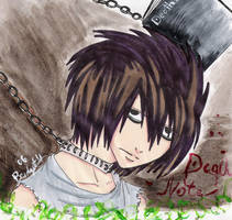 chained to death by miyavi133