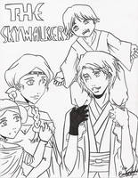 the skywalkers by miyavi133