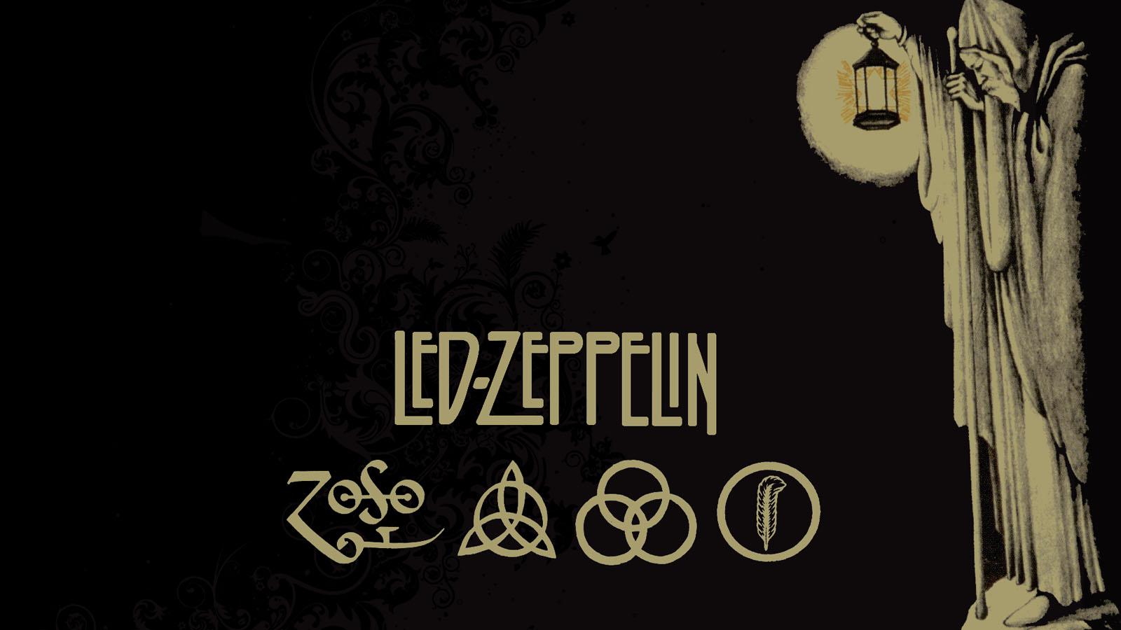Led Zeppelin Stairway by HarveyMcKenna on DeviantArt