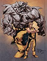 Youngxmen Ink and Rockslide by MBirkhofer