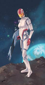 Mass Effect Ashley