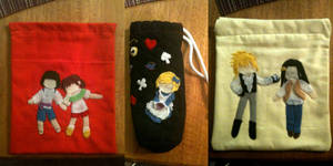 Applique creations by ArtisteFish