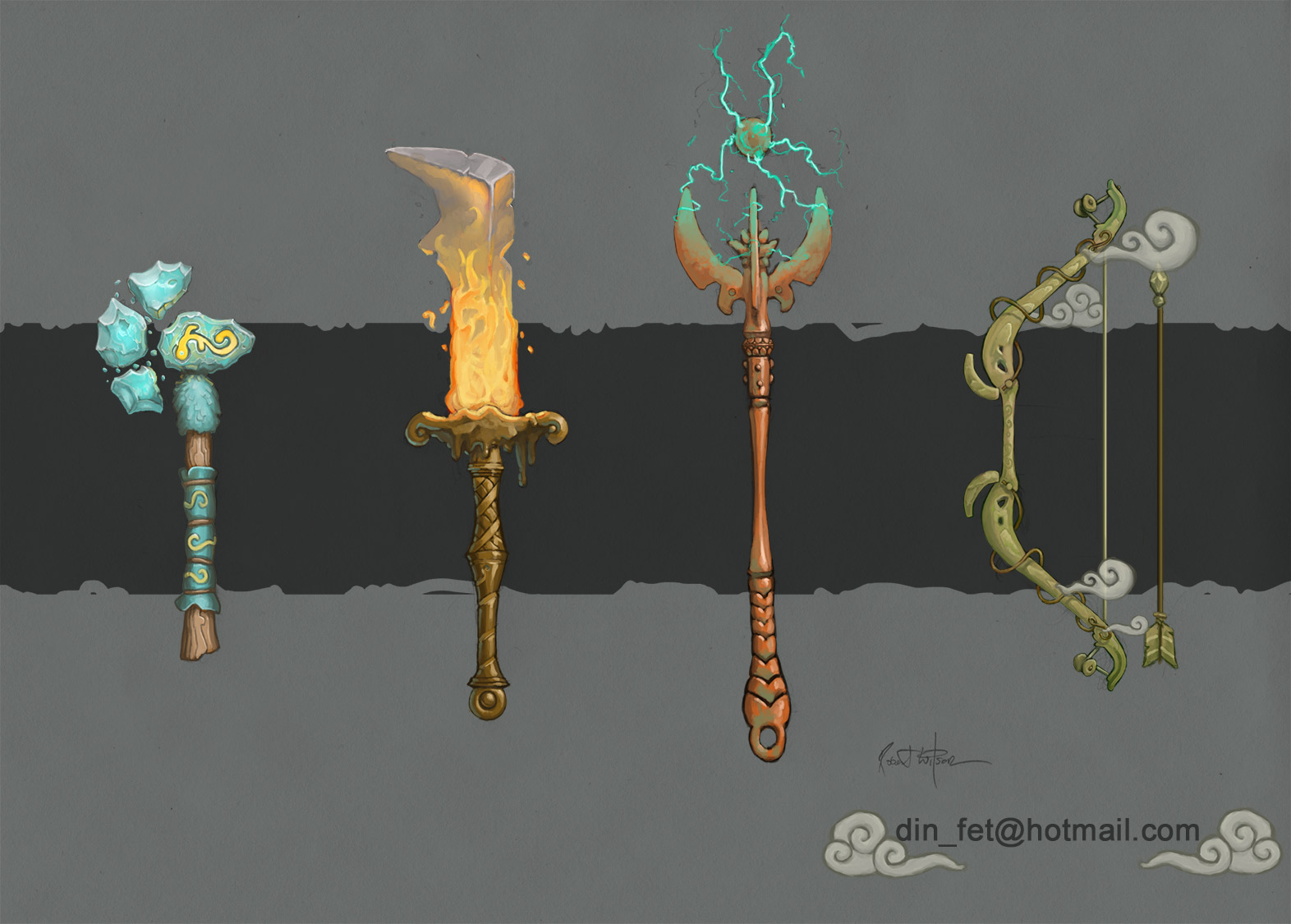 elemental weapons on Pinterest | Weapons, Swords and Knives