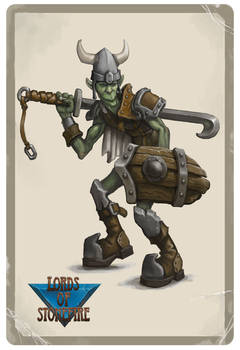 Lords of Stonefire: The Goblin