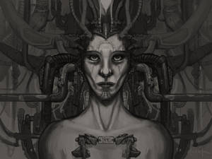 HR Giger Tribute