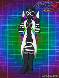 InfinityMan.EXE by FoxClaw64
