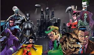 Battle of Gotham City