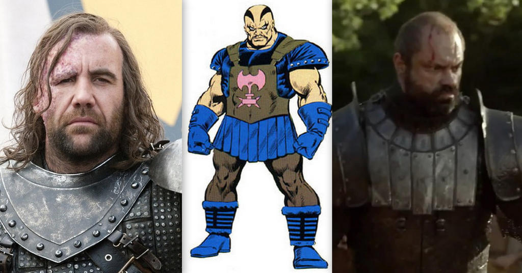 Rory McCann or Conan Stevens as The Executioner by ...