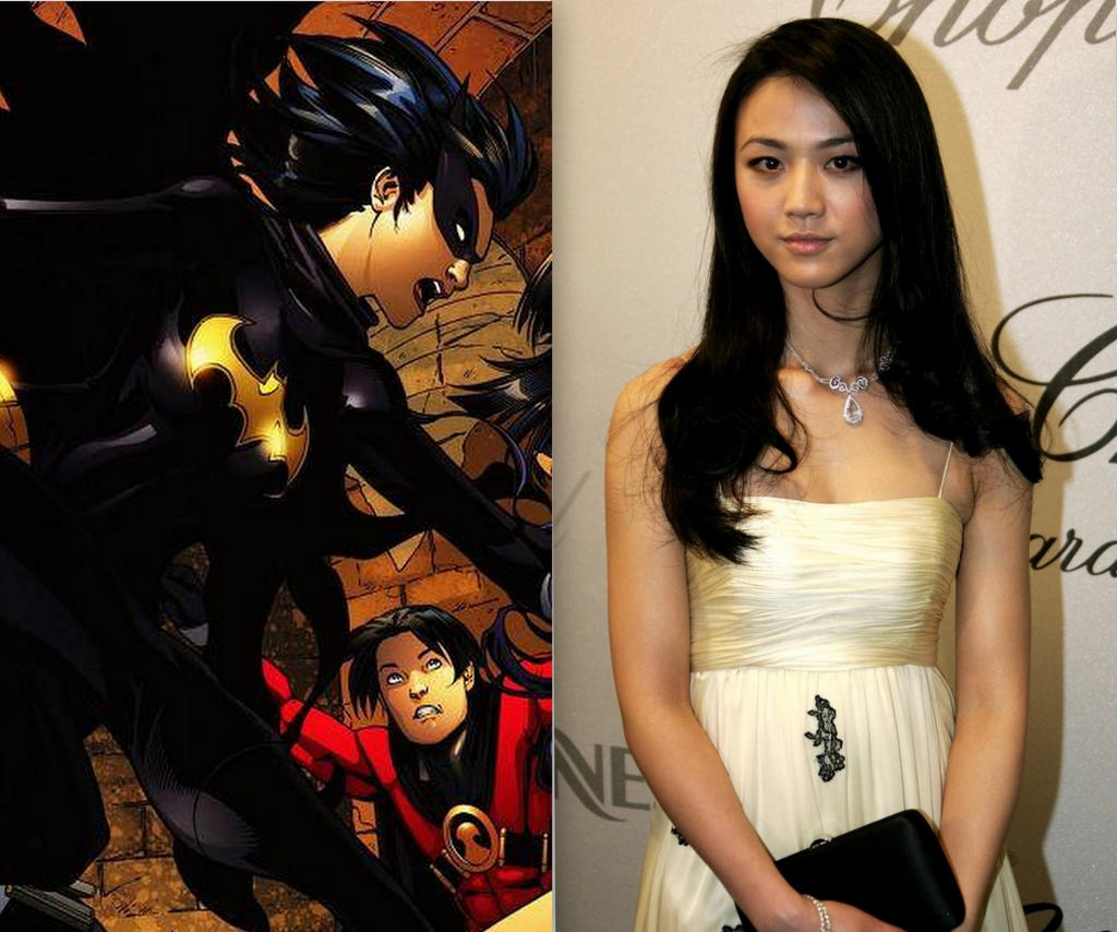 Tang Wei as Cassandra Cain
