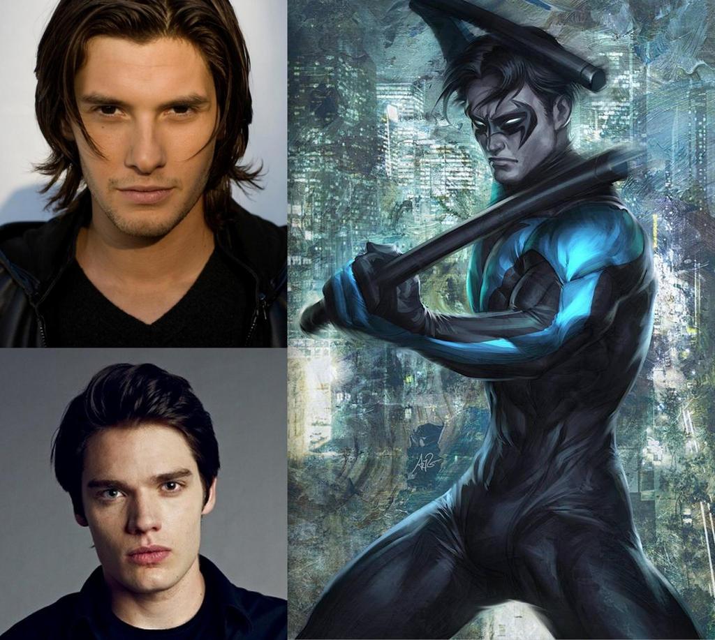 My Cast For Dick Grayson By Blackbatfan On Deviantart-2184