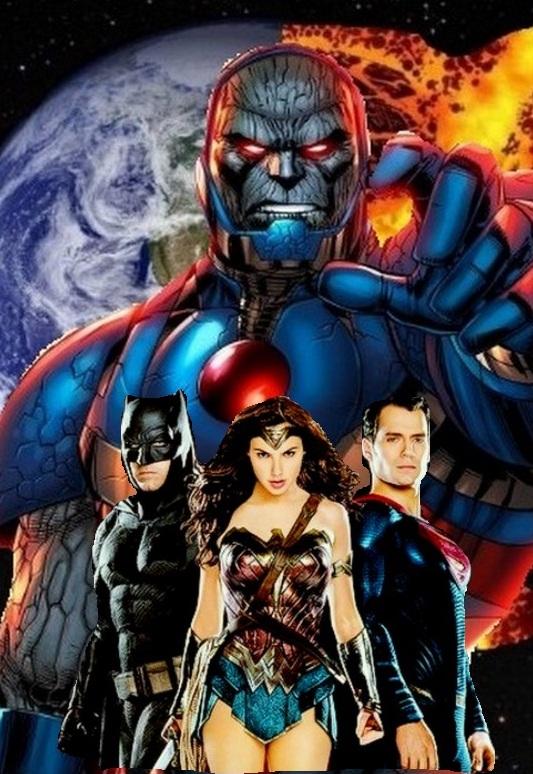 I'm fire... I'm the death... I'm Darkseid by BlackBatFan