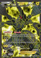 TheAlphaRanger Fake Cards: Zekrom EX by TheAlphaRanger