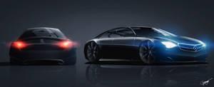 Mercedes-Benz concept 2012