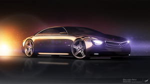 Mercedes-Benz 2012 by AS001