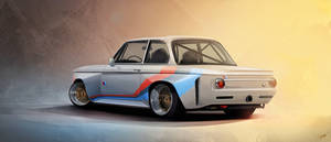 BMW 1600 by AS001