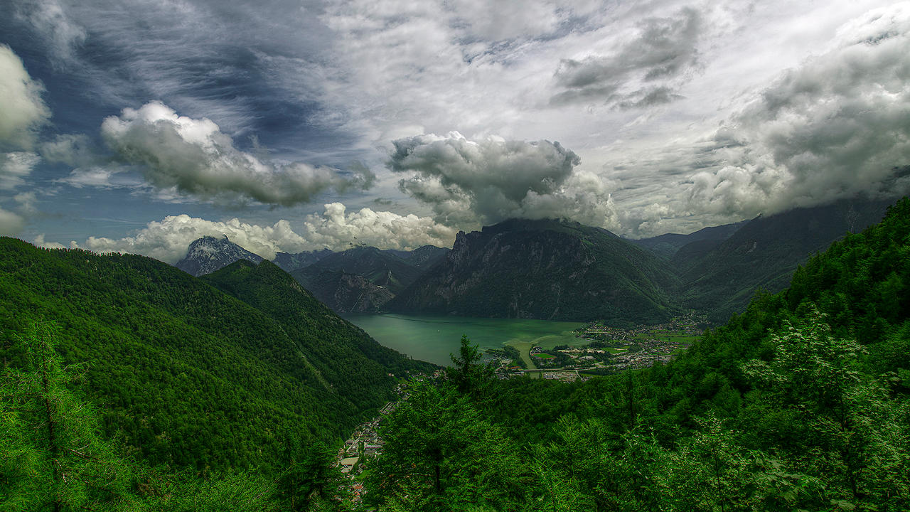 The Alps I by penner2000