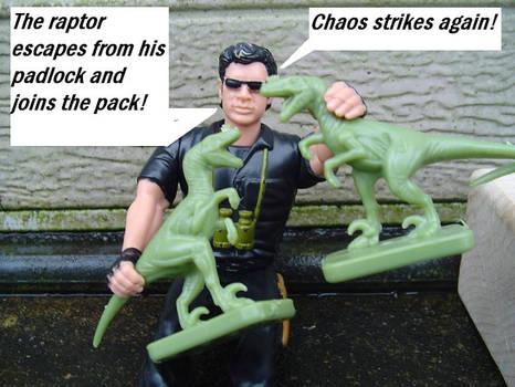 Ian Malcom: Mr. Chaos