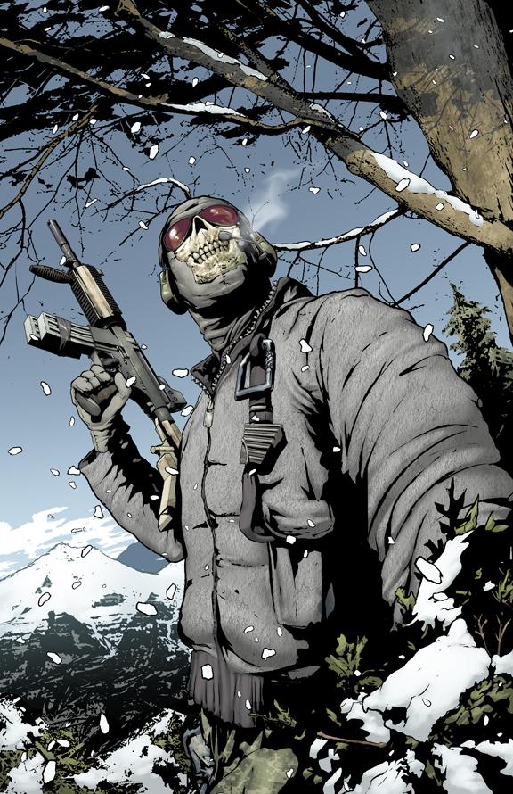 Modern Warfare 2 Ghost Cover By Mw2ghost On Deviantart