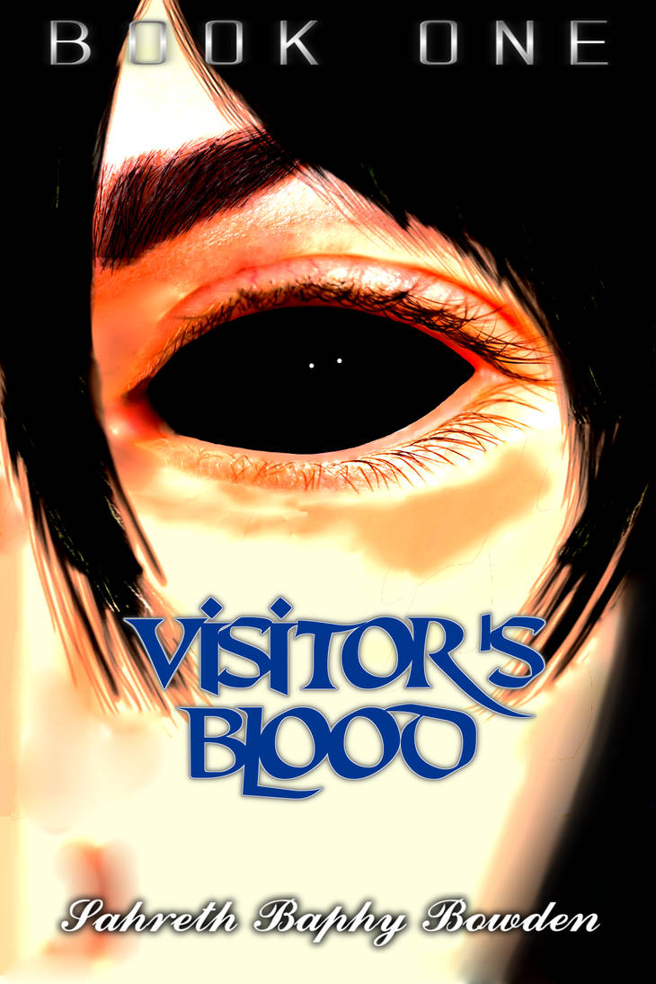 Visitor's Blood NEW by Baphy1428