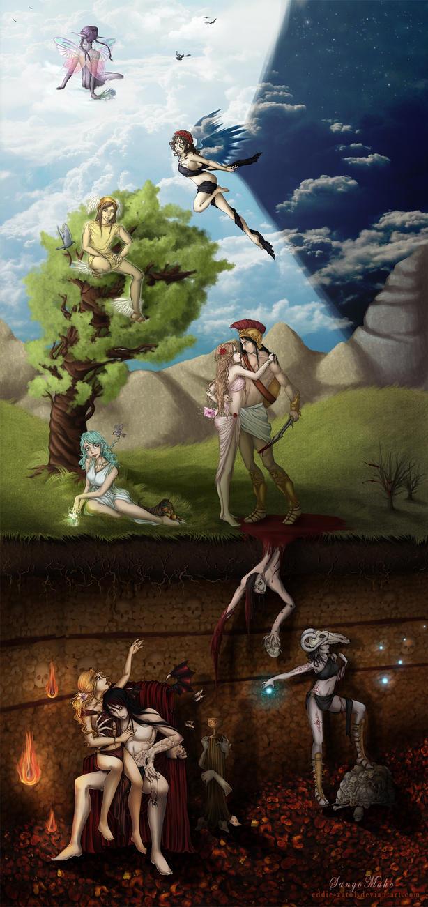 Greckie bogi by Eddie-Zato1