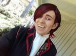 Kieran Valentine cosplay03 by TheDavyJones