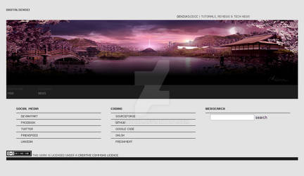 Digital Sensei's Homepage