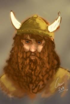 twisted beard