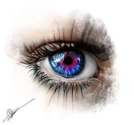 Eye by RowenHebing