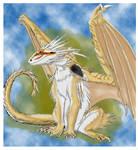 Bane as a Mythical Dragon