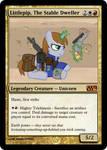 Littlepip Magic Card 1