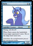 Ilaris Magic Card