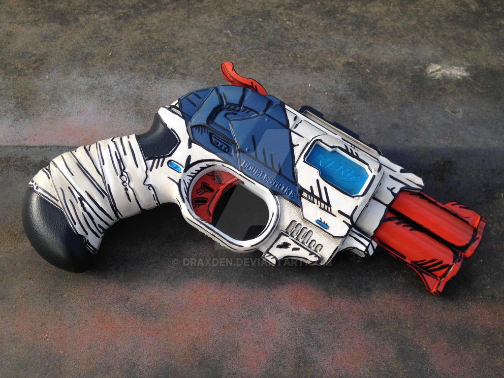Nerf Gun Props? YES!