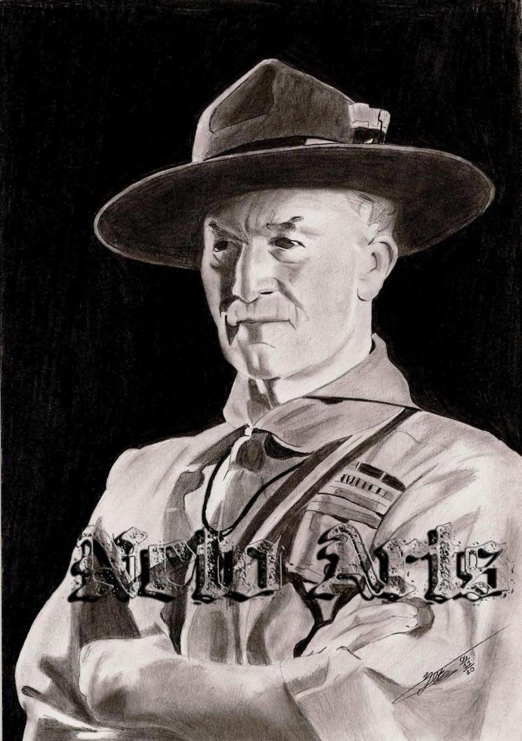 Baden Powell by Netoarts
