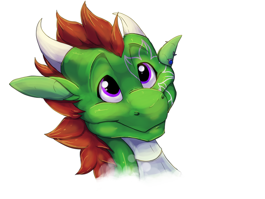 YCH Commission - Draxlonedragons by Blaze-TFD