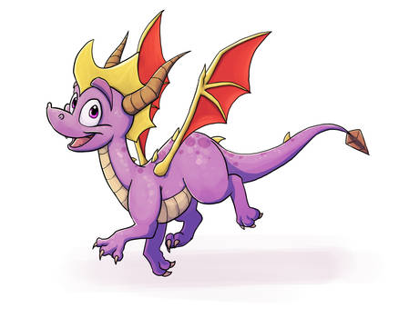 Our Purple Boy