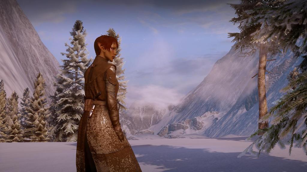 My Elven Dalish Inquisitor Asheri part 5 by Alexwind