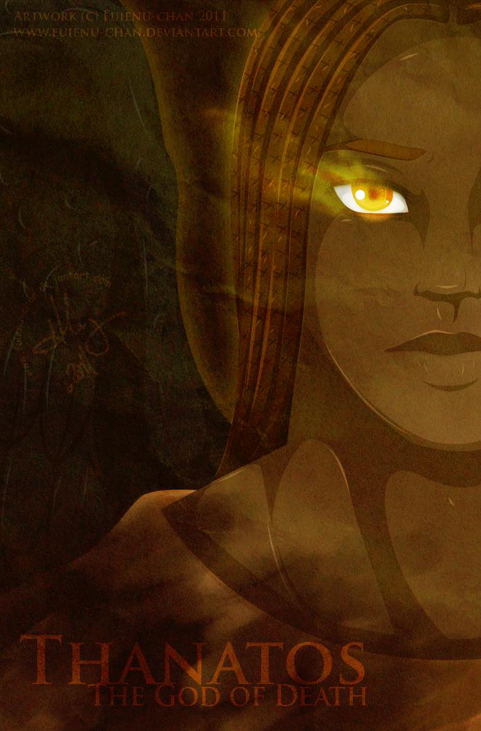 Tho Meet Thanatos God Of Death By Fuienu Chan On Deviantart