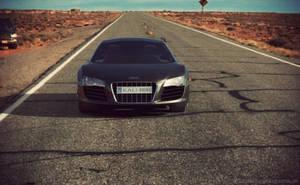 Audi R8 3d Softimage Render by erkalimero