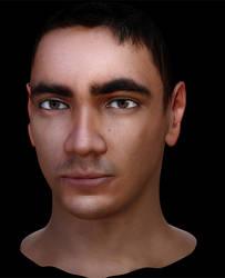 My portrait in 3D