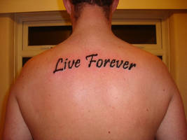 Live Forever by shivles