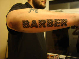 Barber by shivles