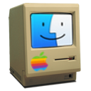 Ancient Macintosh by jonhdanderson