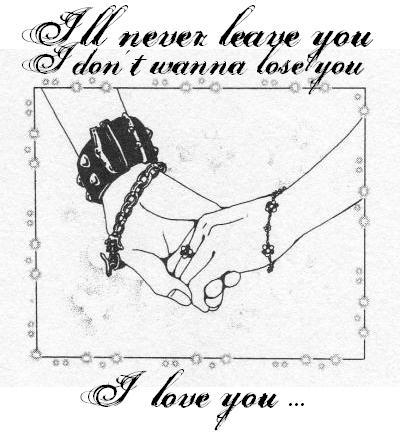 Nobu And Nana Holding Hands By Cin DxBizarre