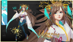 OPEN|Adoptable #4 [AUCTION] Weeping Willow by Reilixin