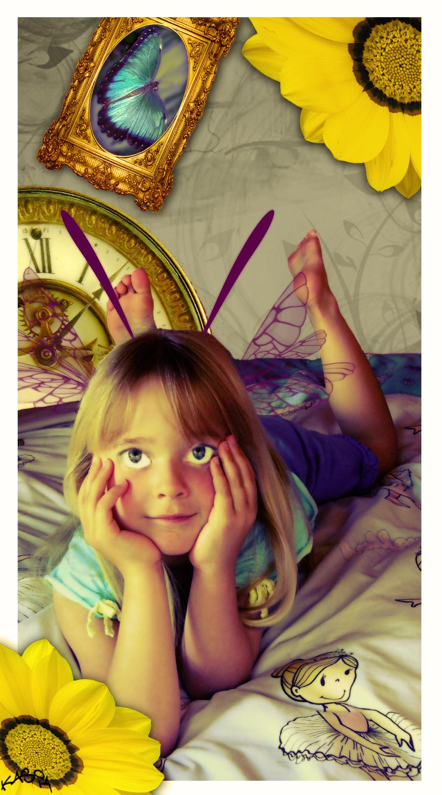 Little fairy by Kasiai17