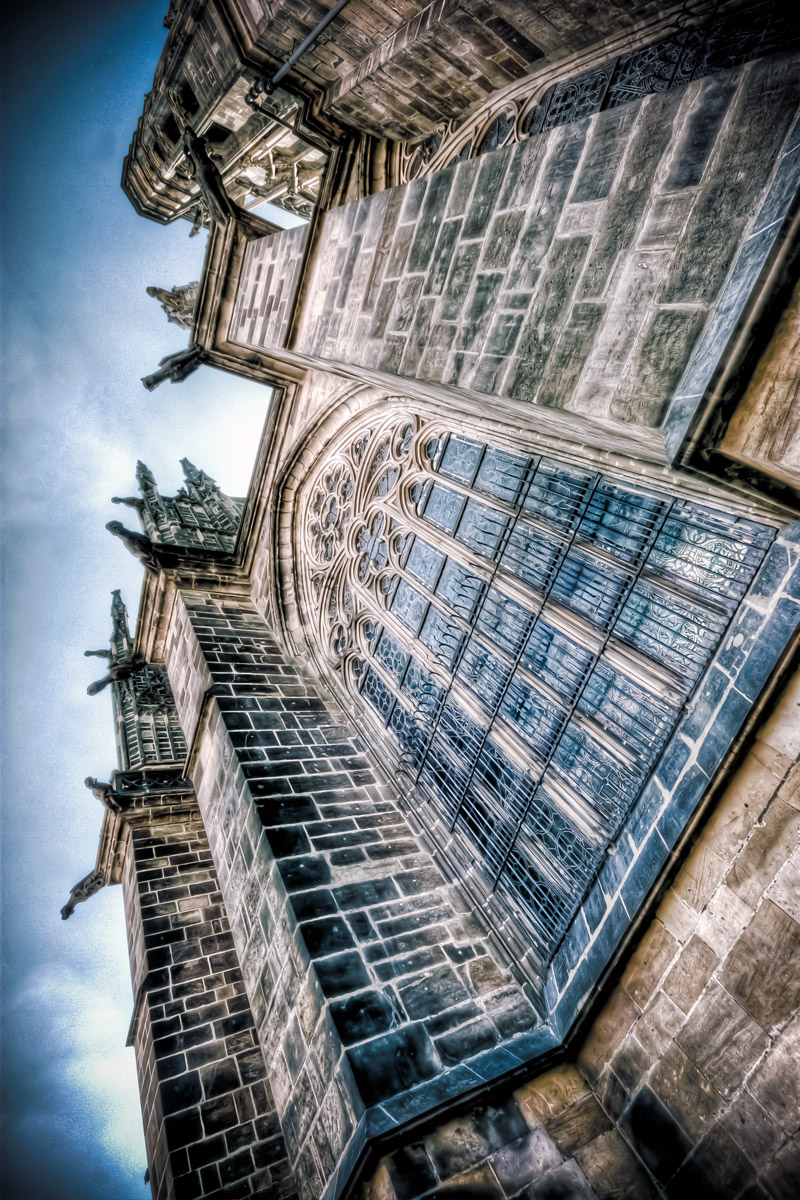 St. Vitus Cathedral, Praha by the-drow